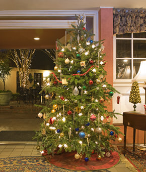 Planned or Last Minute Holidays at the Statemen's Old Mansions, Now Savannah GA's Top Bed and Breakfast Inn