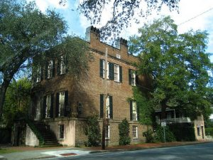 savannah ga bed and breakfasts