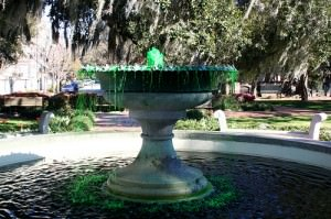 St Patrick's Day celebration events in Savannah GA