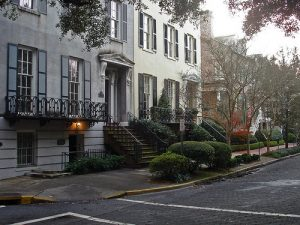 Visit Historic Savannah