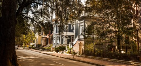 Things to Do in Savannah in November