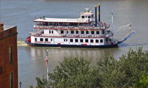 Savannah boat tours