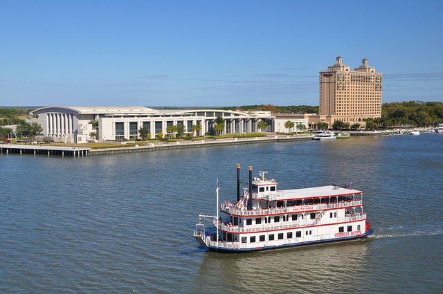 Savannah International Trade and Convention Center