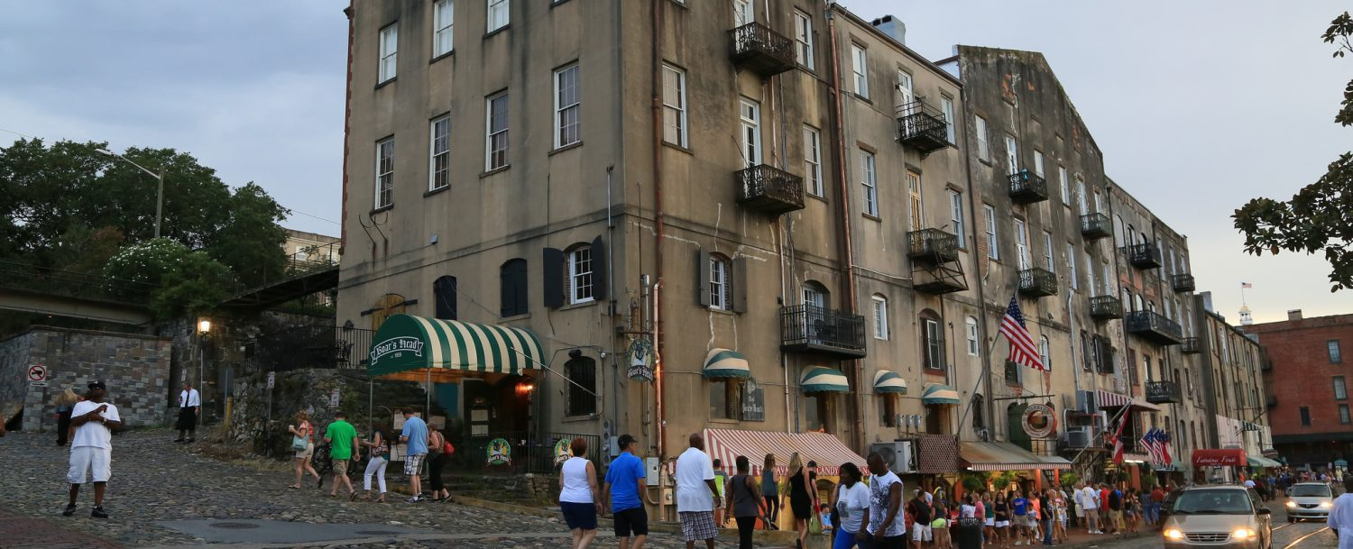 things you must do in savannah