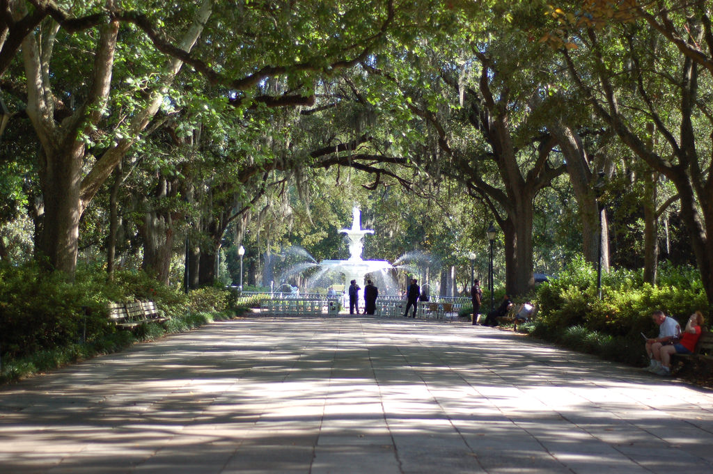 Visit Savannah Georgia