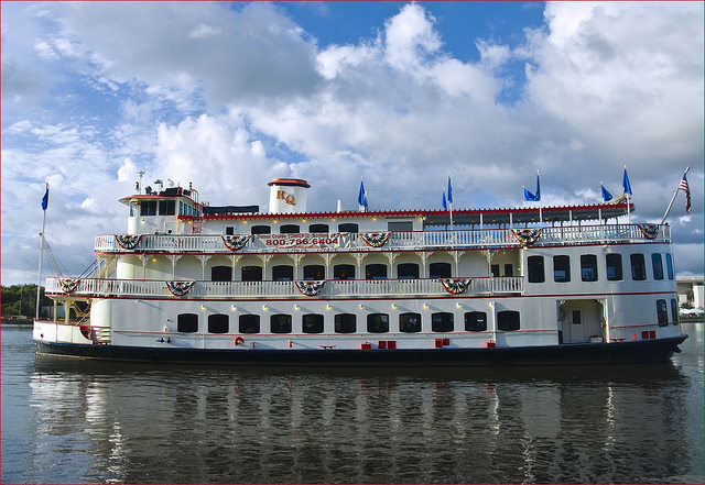 savannah river cruise