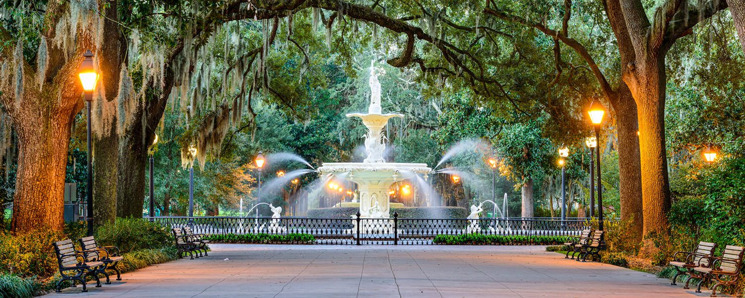 Forsyth Fountain Savannah