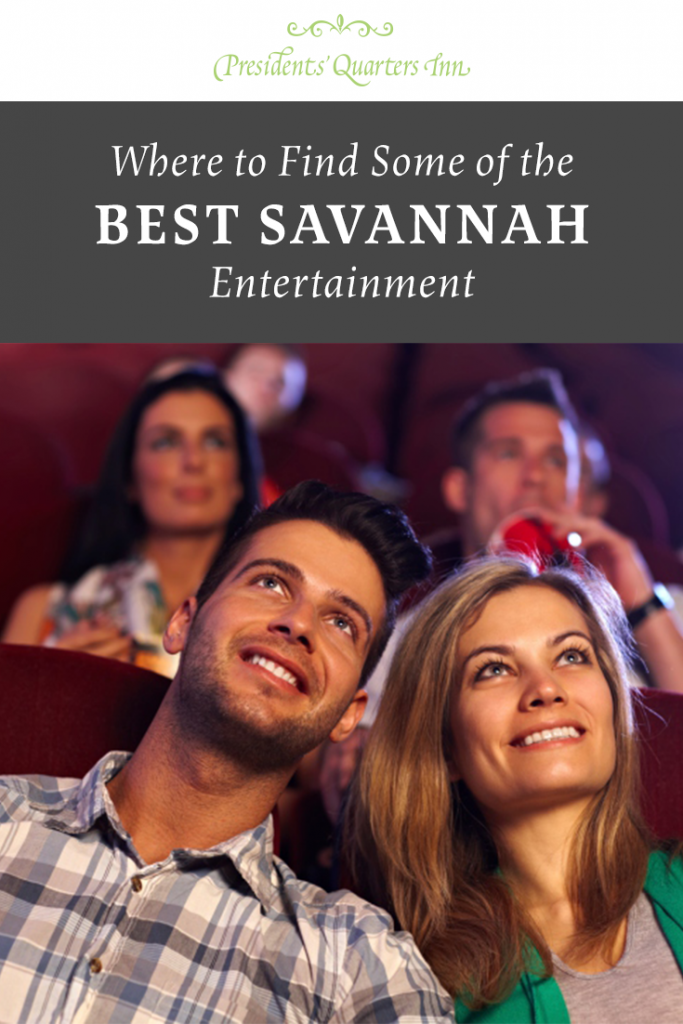 savannah entertainment
