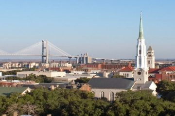 Savannah Summer Skyline