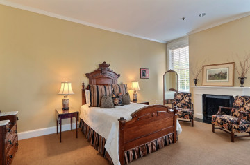 Our Ronald Reagan Suite is an excellent choice after your Savannah Victorian Historic District Tours