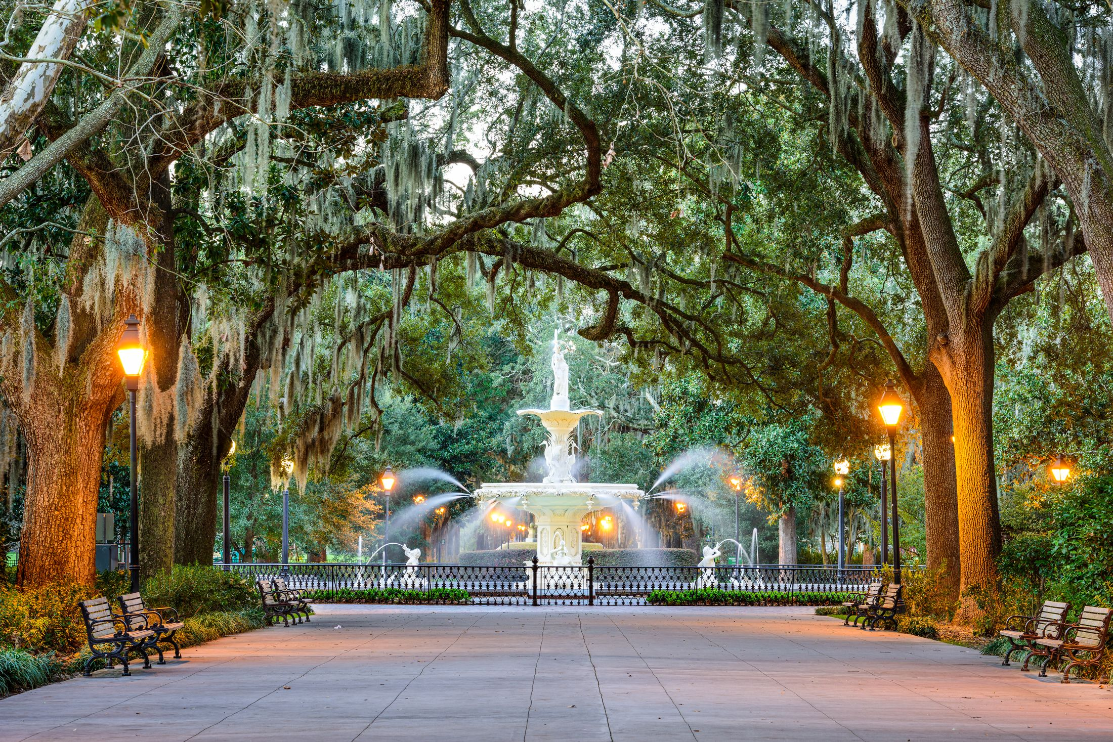 Why You Need to Visit Forsyth Park in Savannah